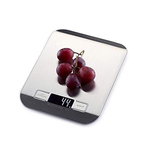 ZHANGYUGE 5Kg X 1G Hochwertige Digitale Gewicht elektronischen Scalekitchen Skalen Essen Waage Waage Waage für Ernährung Bodybuilding - Essen-gewicht-digital-skala