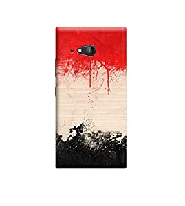 Kratos Premium Back Cover For Nokia Lumia 730