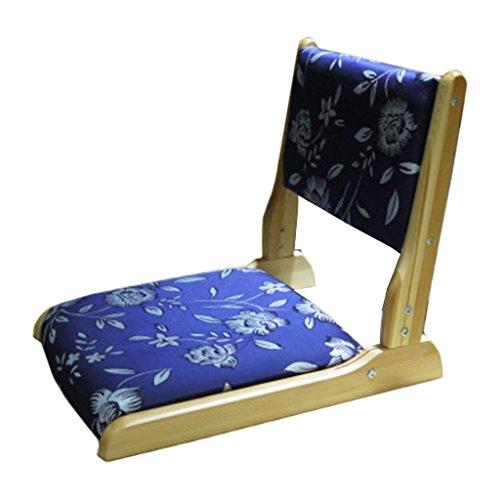 HCJLR FJXLZ® Beanbag, Ongless Chair Fauteuil Bay fenêtre Chaise Pliante Lit Lounger Sofa Pliable, Amovible Sacs de Haricot Paresseux Faut (Couleur : #2)