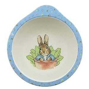 Beatrix Potter A28793 Peter Rabbit Organic Bowl
