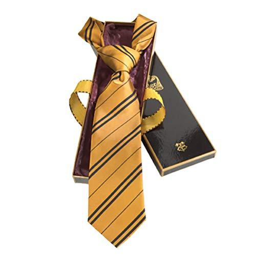 Noble Collection-Harry Potter-Krawatte tassorosso