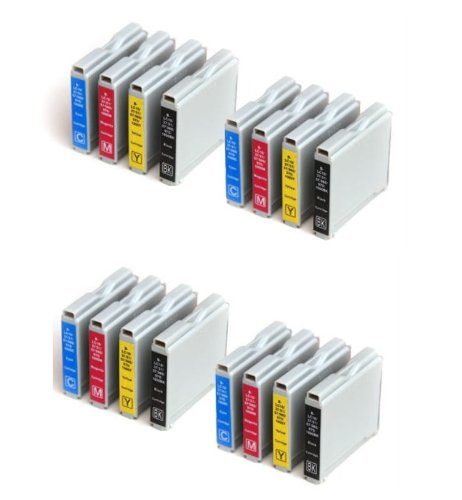 16-inks-4-full-sets-of-c-y-m-bk-compatible-ink-cartridges-lc1000-lc970-lc960-by-for-brother-printers