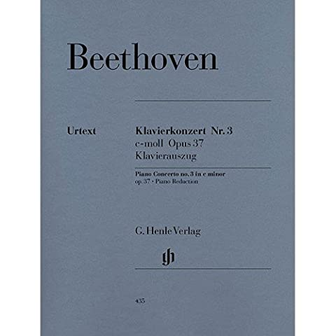 Ludwig van Beethoven: Concerto for Piano and Orchestra No. 3 c minor op. 37