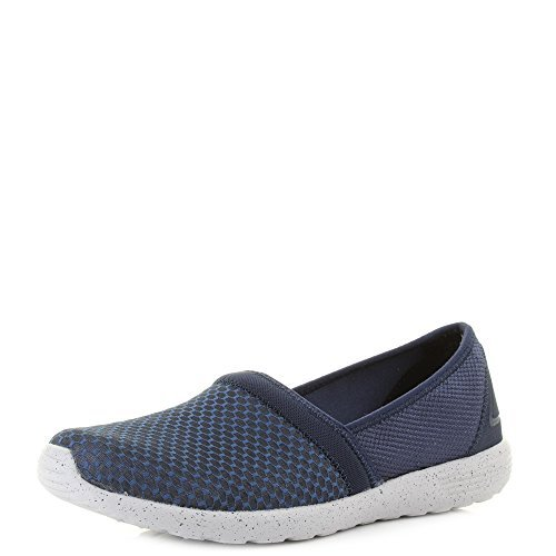 Skechers Damen Slipper STARDUST Blau, Schuhgröße:EUR 36