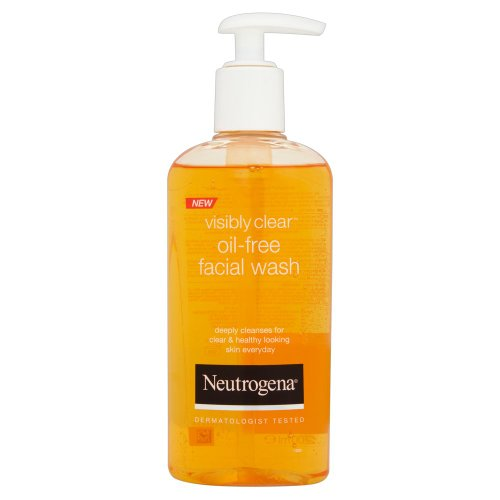 neutrogena-visibly-clear-oil-free-facial-wash-200ml