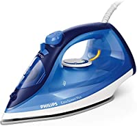 Philips Easy Speed Plus Steam iron 2100 W, 110g Steam boost, 30g/min Continuous Steam, Ceramic Soleplate - GC2145
