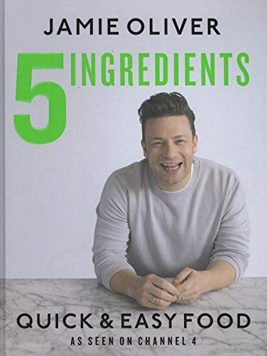 5 Ingredients - Quick & Easy Food (Sprache English) -