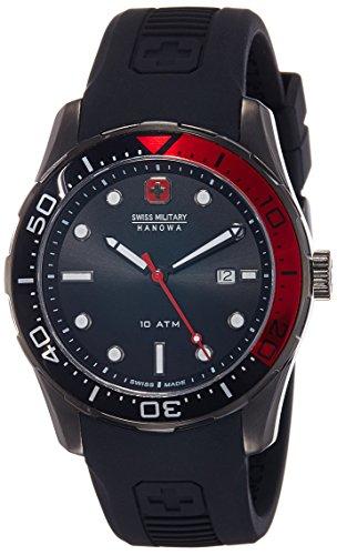 41DOf5k5iKL - Swiss Military Mens SM14018JSU03BK.H02S watch