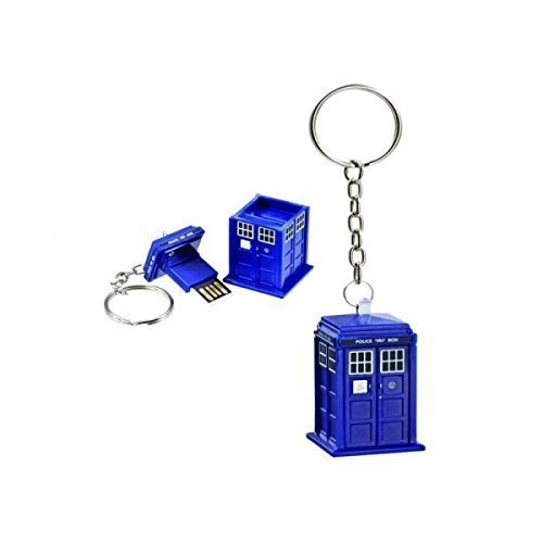 Dr Who - Tardis 8GB Memory Stick