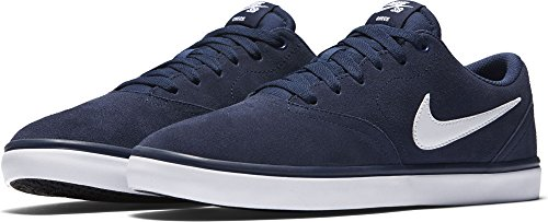 sports shoes 37a3e c5626 Nike Sb Check Solar, Chaussures de Skate Homme, Azul (Azul (midnight navy