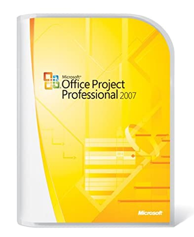 Microsoft Project Professional 2007 (Project Microsoft Office)