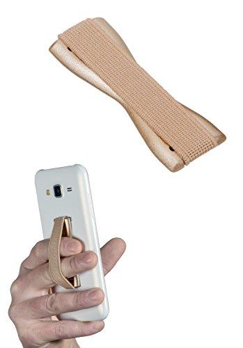 yayago Uni Fingerhalterung, Sling Grip Finger Halter Griff für Handy Smartphone und eBook-Reader Gold