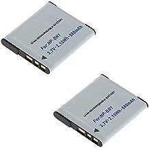 roxs 2 baterias para Sony Cyber-shot DSC-W610