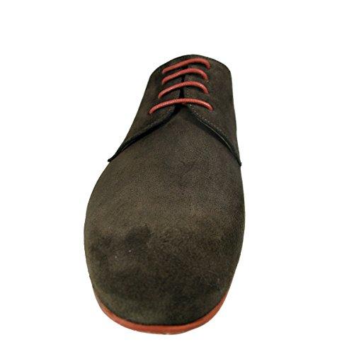 Pellet Douglas E16, Chaussures lacées homme Marron
