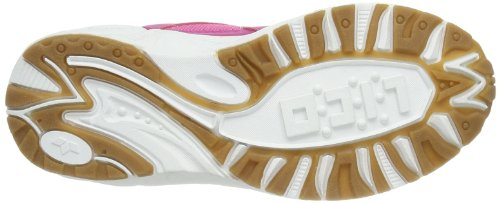 Lico Bob V, Chaussures de Fitness fille Rose - Pink (pink/türkis)