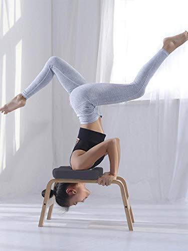 youngfate Kopfstandhocker Yoga Kopfstandhocker Yoga Hocker Trainer Yoga Home Gym Handstand Gegen Müdigkeit