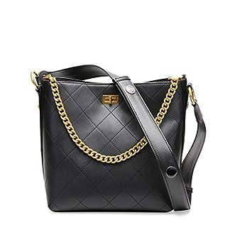 41DOjGA7NhL. SS324  - Bolso de la madre del cuero de la bolsa de mensajero del hombro del bolso del bolso de la fragancia de la moda de las mujeres