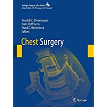 Chest Surgery (Springer Surgery Atlas Series)