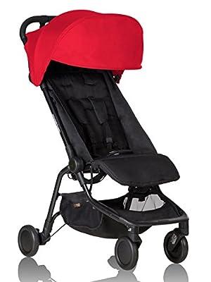 Mountain Buggy Nano V2 - Cochecito de bebé
