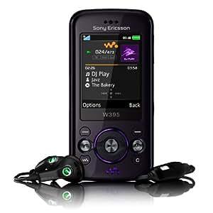 Sony Ericsson W395 Handy dusky grey