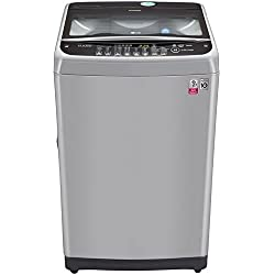 LG 9 kg Fully-Automatic Top Loading Washing Machine (T1077NEDL1, Free Silver)