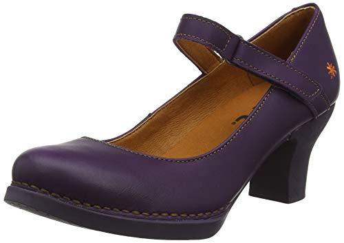 art Damen 0933 Grass Harlem Pumps, Violett (Purple Purple), 40 EU