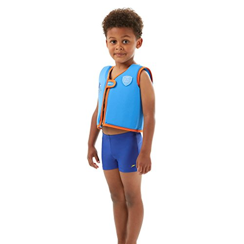 Speedo Unisex - Kinder Schwimmweste Sea Squad