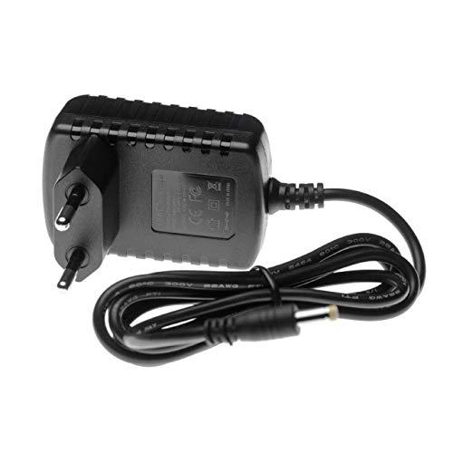 vhbw Kamera-Netzteil Netzkabel Ersatz für Dörr 204407 für Kamera, Digitalkamera, DSLR, Wildkamera - 6v Ac-receiver
