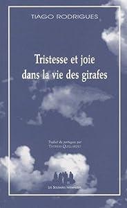"""Afficher """"Tristesse et joie dans la vie des girafes"""""""