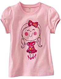 Baby Shirt Mädchen 'Lady' pink | Baby Sweatshirt | Tshirt