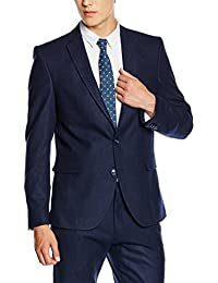 Selected One Mylo Shiver2 Navy Blazer Id, Veste de Costume Homme