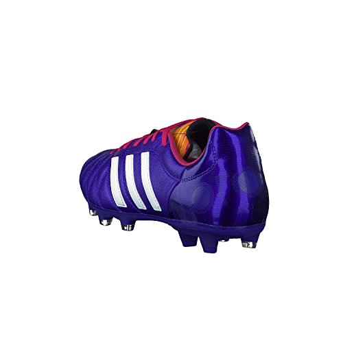 Adidas , Chaussons pour homme - Blast Purple/Running White/Vivid Berry