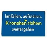 Rannenberg & Friends Schokolade Krönchen Richten