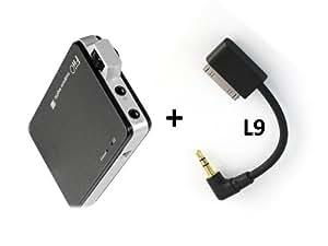 "FiiO E11 und FiiO L9 Kombi-Angebot: Der FiiO E11 Kopfhörerverstärker und das FiiO L9 iPod/iPhone ""L-shape"" Kabel im preisgünstigen Kombi-Pack (Bundle E11 + L9)"