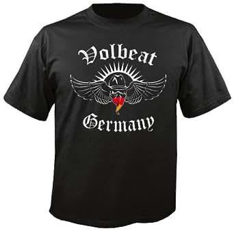 VOLBEAT - Skullwing Germany - T-Shirt Größe XXL