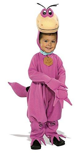 Dino Kinderkostüm aus Familie Feuerstein, (Flintstones Die Kostüme Für Familie)