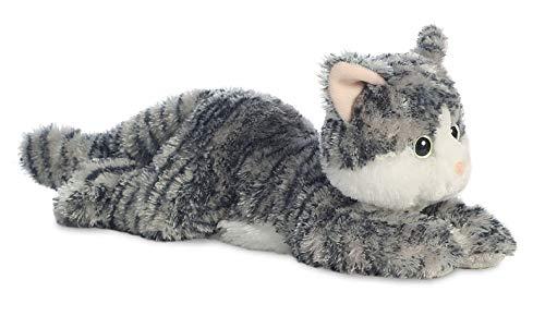 y Soft, 31538, 30,5 cm, Kuscheltier für Katzen, Grau ()