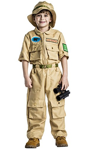 Dress Up America Jungen Zookeeper Kostüm