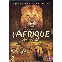 Les Chroniques sauvages : Afrique, Partie 2 - Coffret 3 DVD