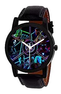 Lazma Avengers Multicolored Men's Analog Watch