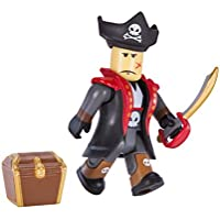 Jazwares - Roblox Captain Rampage Figurine, 10710