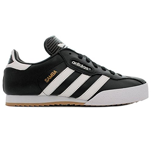best sneakers 12ee8 135e9 adidas Samba Super Mens Trainers 11 Black
