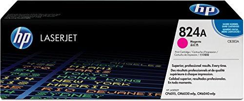 HP 823A Original Toner CB383A Magenta CP6015 CM6030 CM6040 gebraucht -