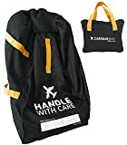 S&B Baby car Seat Travel Bag System for Air travel Gate Check