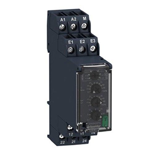 Schneider RM22UA31MR Überwachung auf über-/Unterspannung mit Speicher, 0, 05-5 Vac/DC, 2 W (05 Speicher)