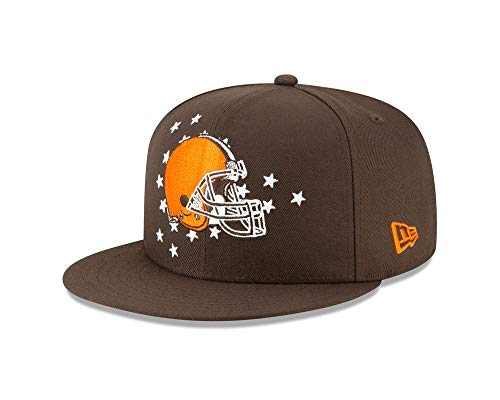 New Era NFL Cleveland Browns 2019 Official ON-Stage 9FIFTY Snapback Draft Cap