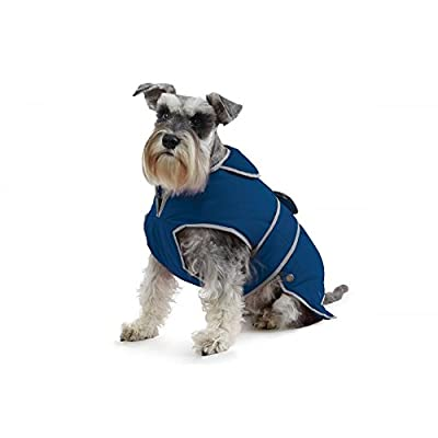 Muddy Paws Stormguard & Fleece Lining Coat from Ancol
