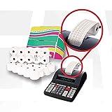 Alevar rpcal05b rollos de calculadoras scriventi