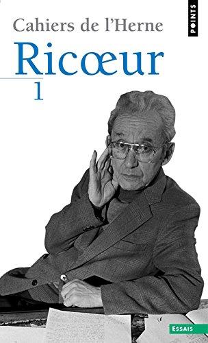 Ricoeur T1 - Cahiers de l'Herne (1) par L'herne