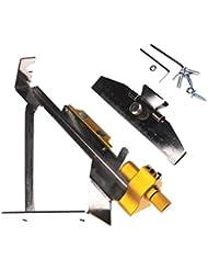 Gazechimp Outil Bricolage Pour Empennage De Flèches Accessoire Maintenanace Pour Tir à Arc